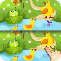 Animal Spot the Difference icon