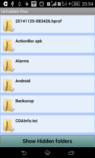 Files and Folders Hider