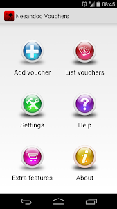 Neeandoo Vouchers screenshot 0