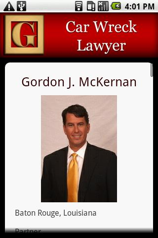Car Wreck Lawyer - screenshot