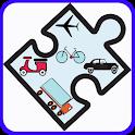Vehicles Jigsaw Puzzle icon