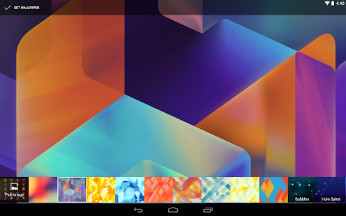 Google Now Launcher - screenshot thumbnail