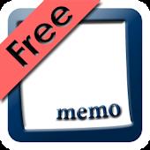 Max Memo Widget(Free)