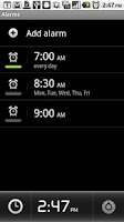 Screenshot of Alarm Clock Plus(NoAds)