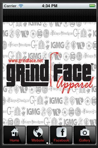 GrindFace Apparel