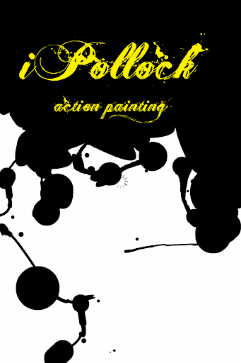 iPollock - Action Painting
