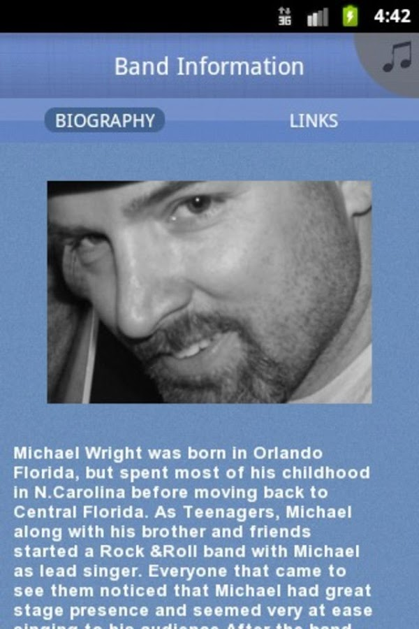 Michael M Wright - screenshot
