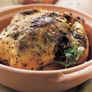 Lemon-Herb Roasted Chicken