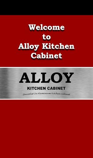 Alloy Kitchen Cabinet