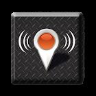 Location Alert icon