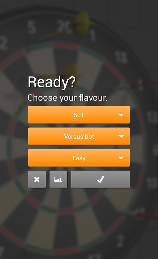 Darts 3D - screenshot