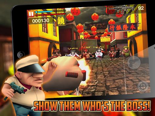 Игра Gangster Granny 2: Madness для планшетов на Android