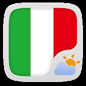 Italy Language GOWeatherEX