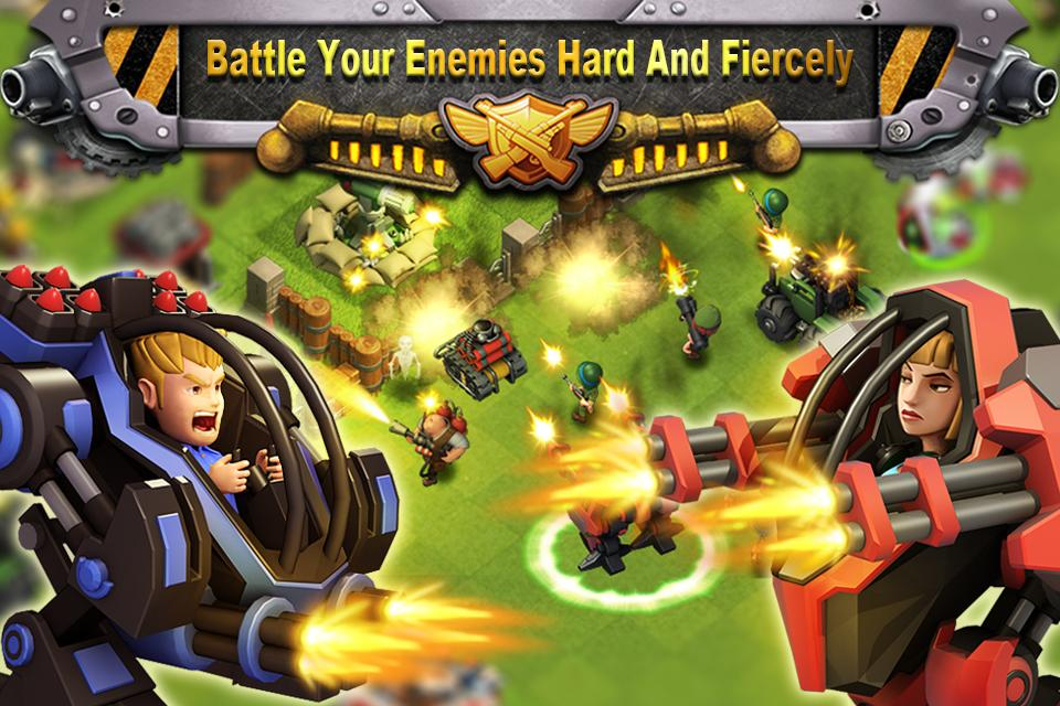 Battle Glory- screenshot
