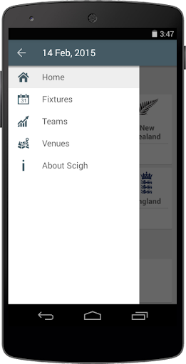 Scigh Cricket World Cup 2015