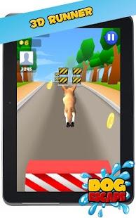 狗逃生 - 3D運行