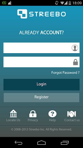 Streebo Banking App