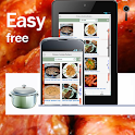 Easy Recipes App icon