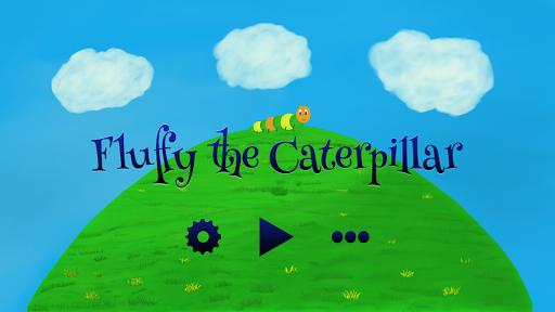 Fluffy the Caterpillar