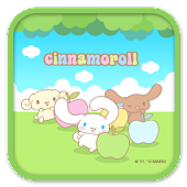 Cinnamoroll Apple Theme