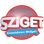 Sziget Countdown Widget