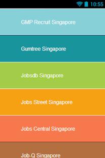 Singapore Job|玩商業App免費|玩APPs