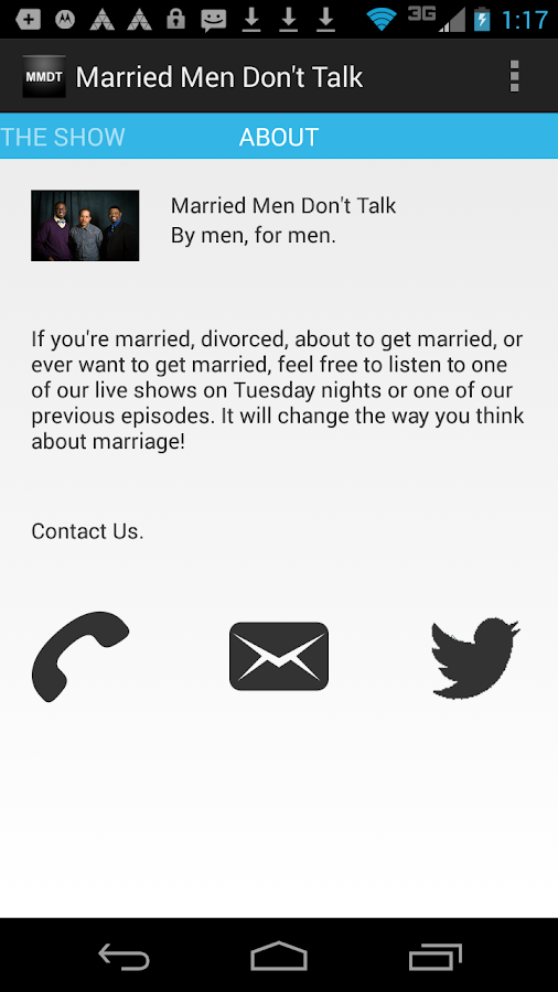 Married Men Don't Talk- screenshot