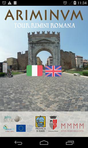 Ariminum tour Rimini Romana