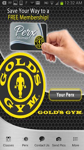 Gold's Gym Florida