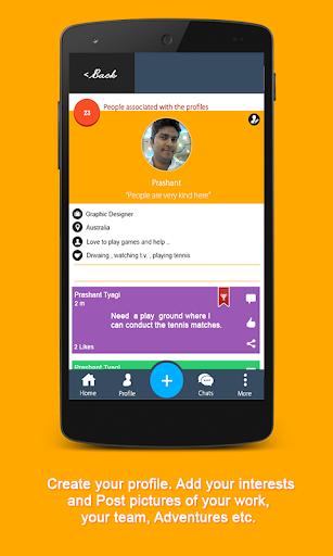 玩社交App USHER:共有は、ミート、チャット、ヘルプ免費 APP試玩