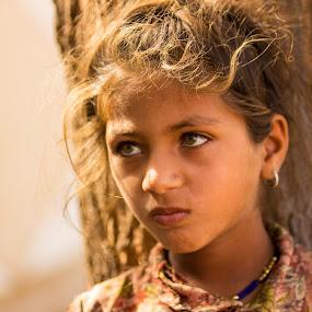 Hope by Avanish Dureha - Babies & Children Child Portraits ( gujrat, children, candid, kutch, rural )