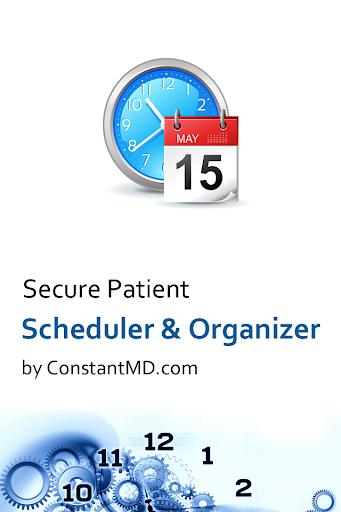 Patient Scheduler Organizer