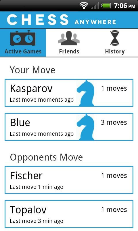 Chess Anywhere - screenshot