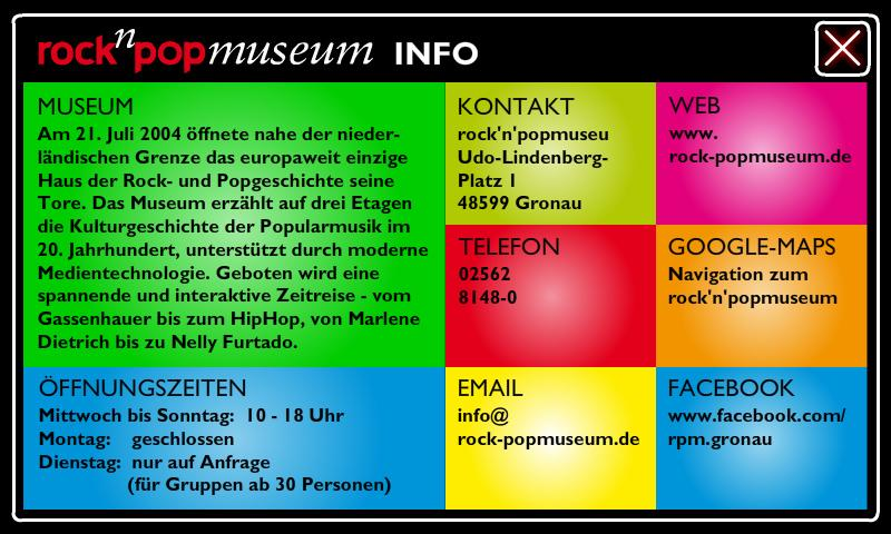 rock'n'popmuseum- screenshot