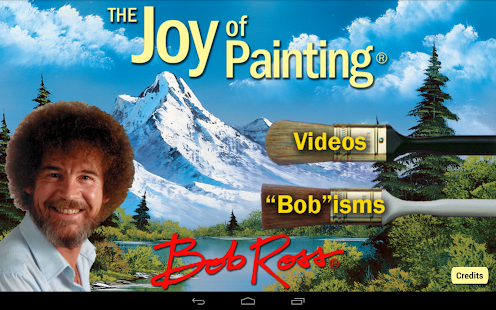 Bob Ross- screenshot thumbnail