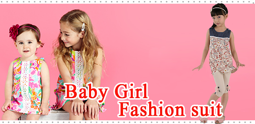 Baby Girl Fashion Suit APK