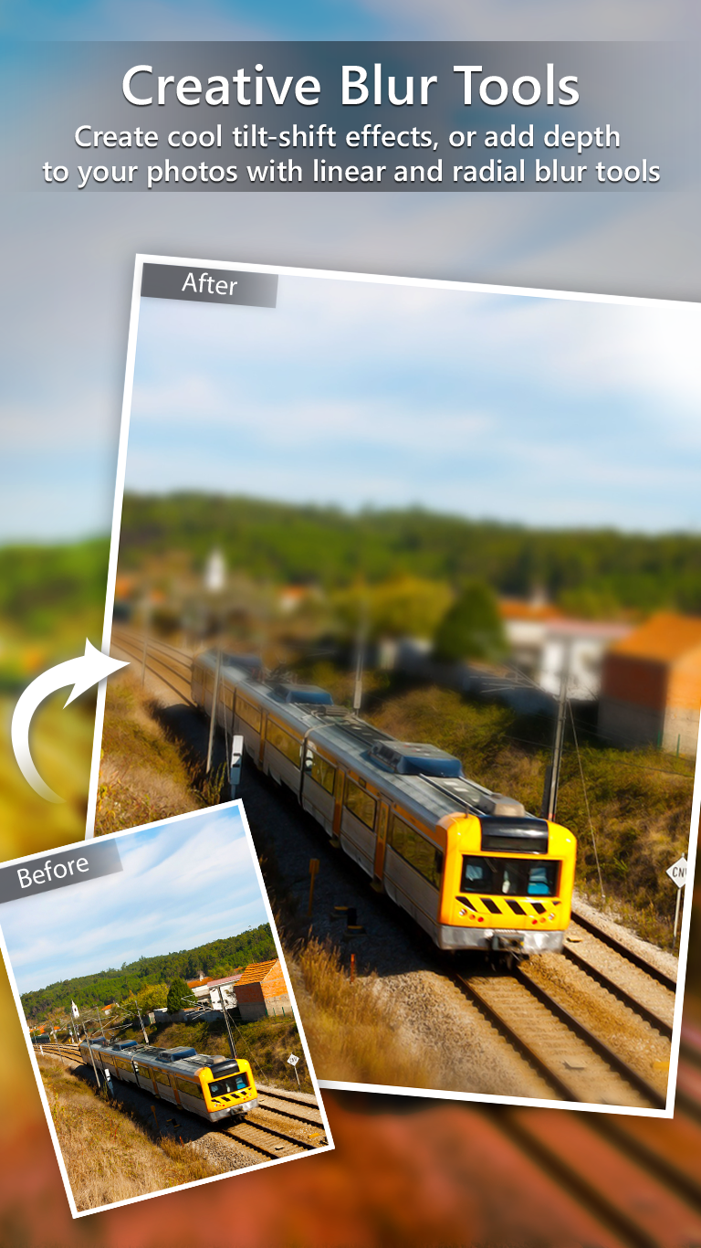 PhotoDirector Photo Editor App Screenshot 5