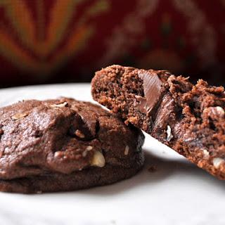Nutella Dream Cookies.
