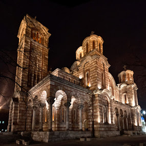 St. Mark's Church, Belgrade, Serbia by Vladimir Jablanov - Buildings & Architecture Public & Historical