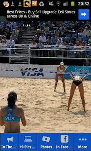 Women Beach VolleyBall - screenshot thumbnail