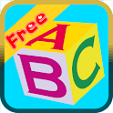 Kids ABC 3D Education Game logo