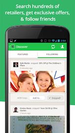 SnipSnap Coupon App Screenshot 2