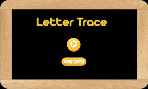 Letter Trace