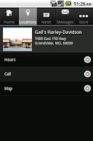 Screenshot of Gails HD