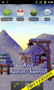 Winter 3D Free Live Wallpaper- screenshot thumbnail