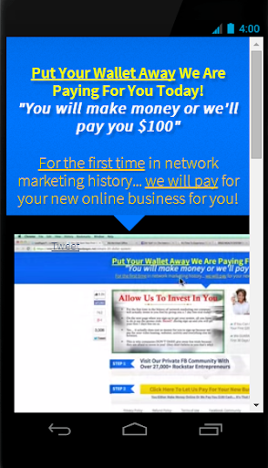 Speed Wealth System 7 DAY FREE
