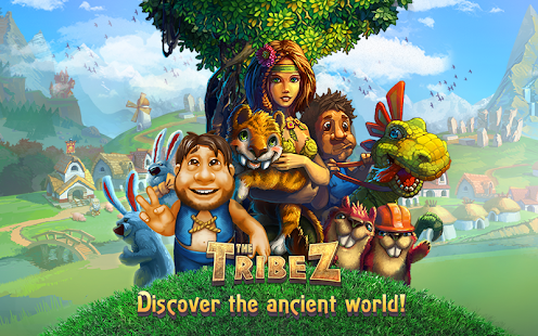 The-Tribez-Build-a-Village 7