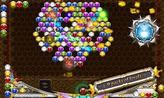 Screenshot of Magnetic Gems HD