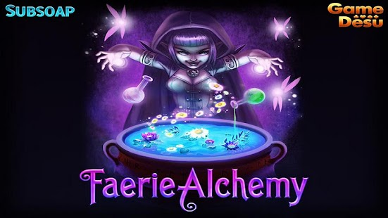 Faerie Alchemy HD (Free) - screenshot thumbnail