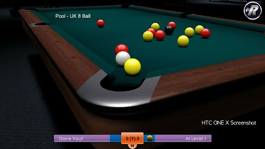 International Snooker Pro HD v1.10 (Unlimited Money)
